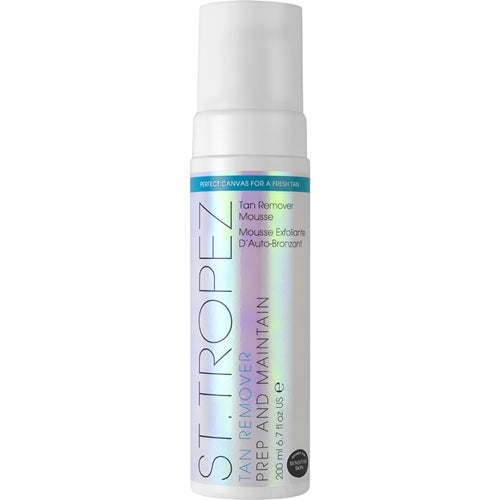 Self Tan Remover Mousse 200 ml