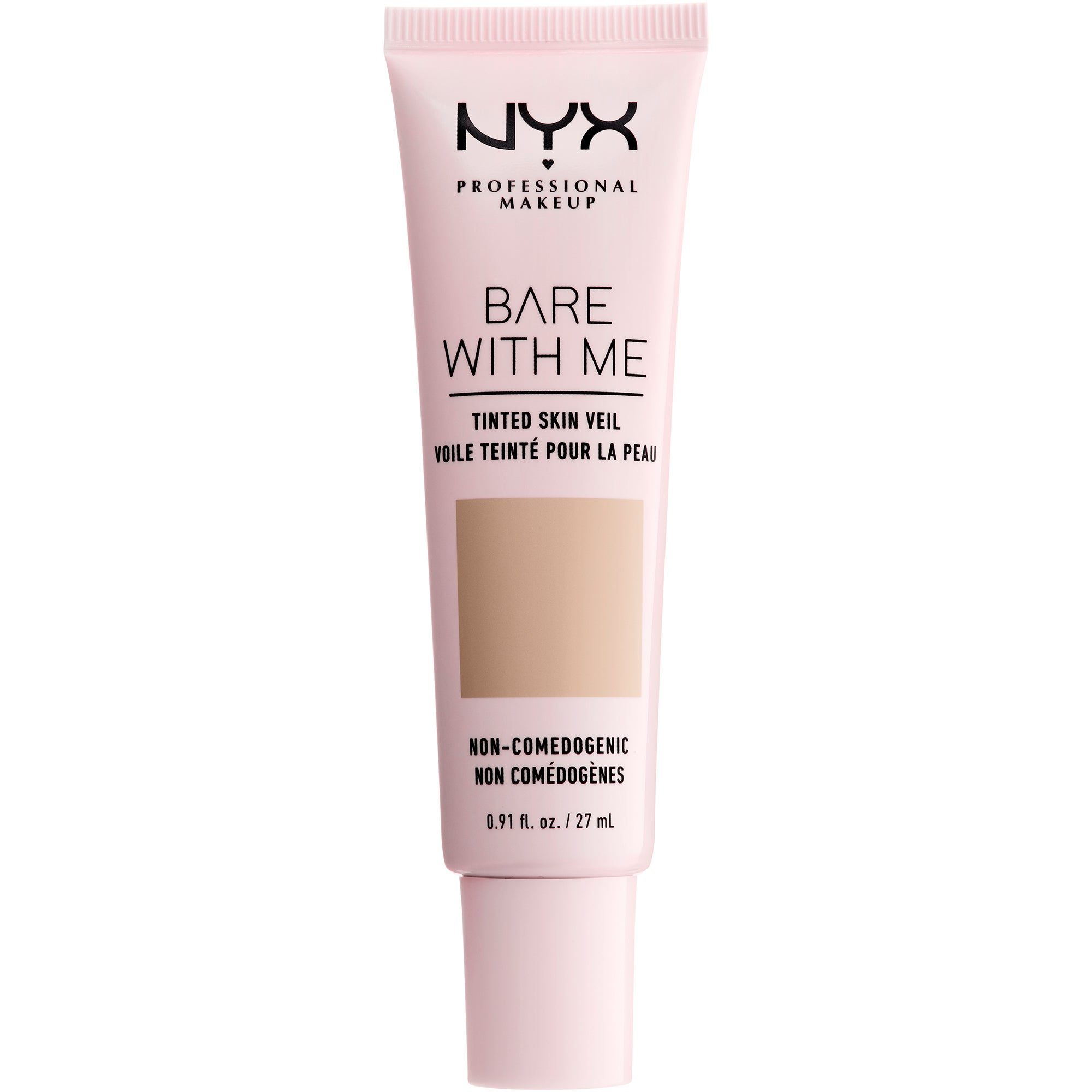 Bare With Me Tinted Skin Veil NYX Professional Makeup Foundation