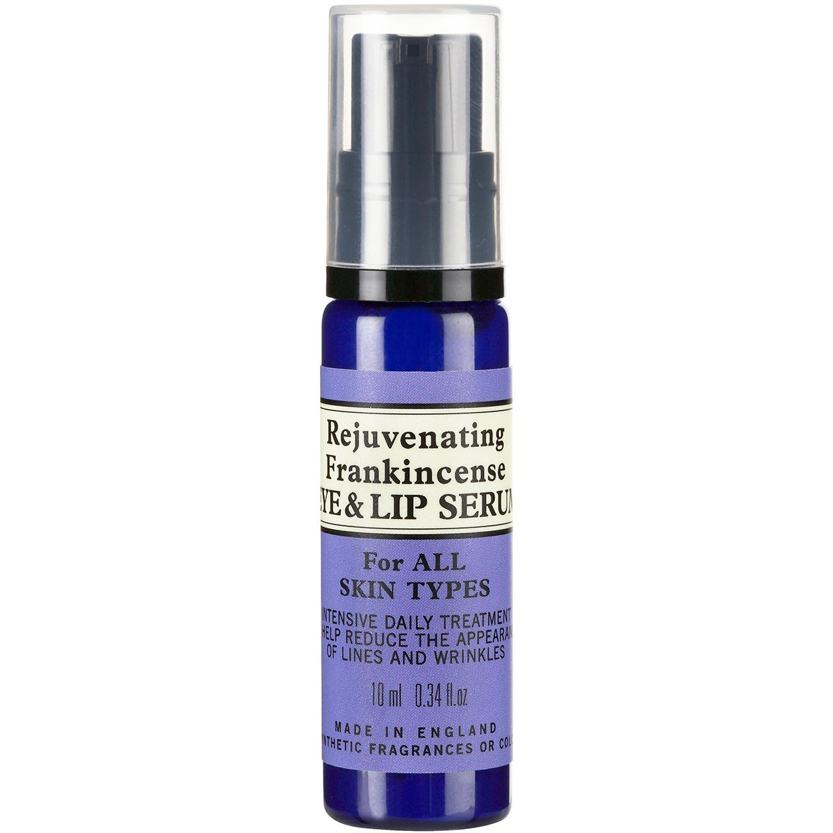 Neal's Yard Remedies Rejuvenating Frankincense Eye & Lip Serum