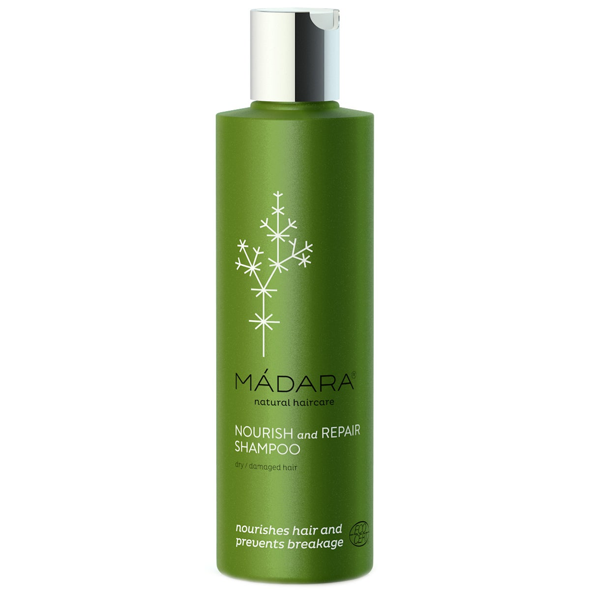 MÁDARA ecocosmetics Madara Natural Haircare Nourish & Repair Shampoo