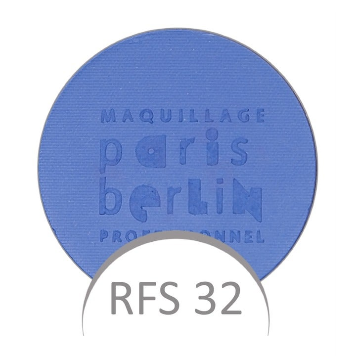 Compact Powder Shadow - Le fard sec, FS32 3 g Paris Berlin Skimmer  Glitter