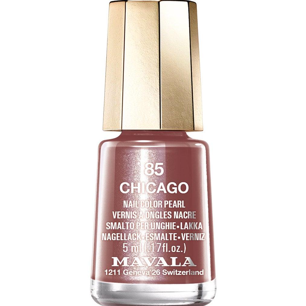 Nail Color Pearl 85 Chicago 5 ml Mavala Alla färger