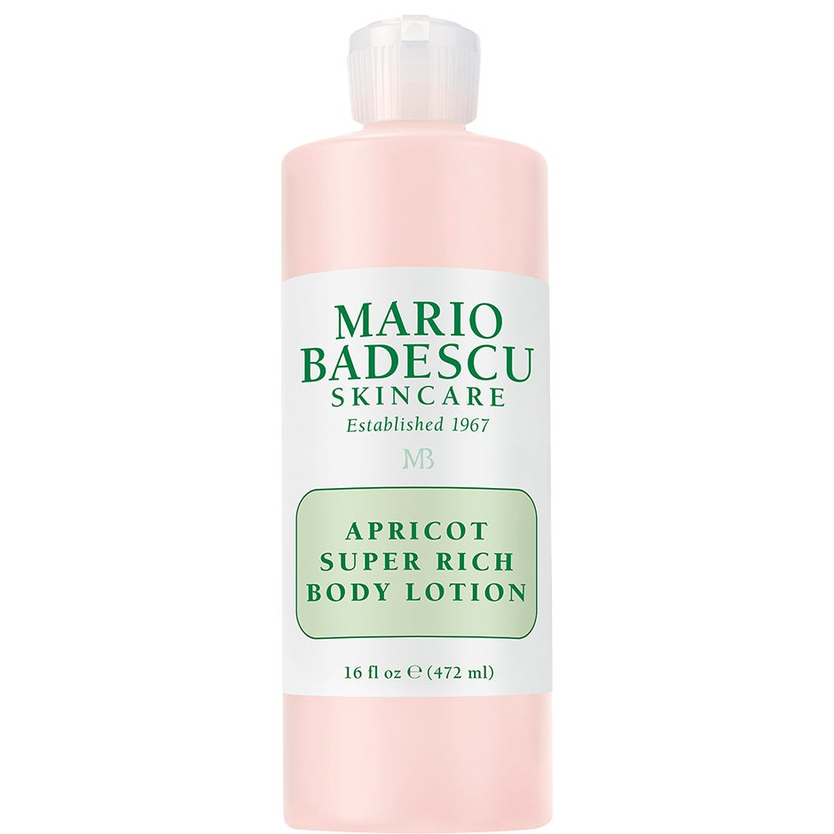 Mario Badescu Apricot Super Rich Body Lotion 472 ml Mario Badescu Kroppslotion