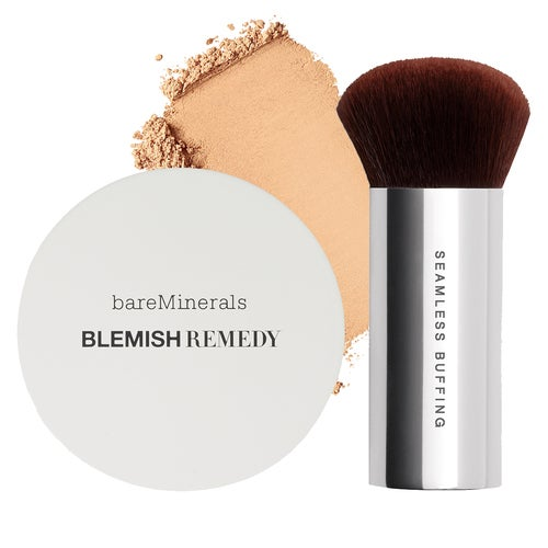 bareMinerals bareMinerals Blemish Remedy Foundation Clearly Pearl & Buffi