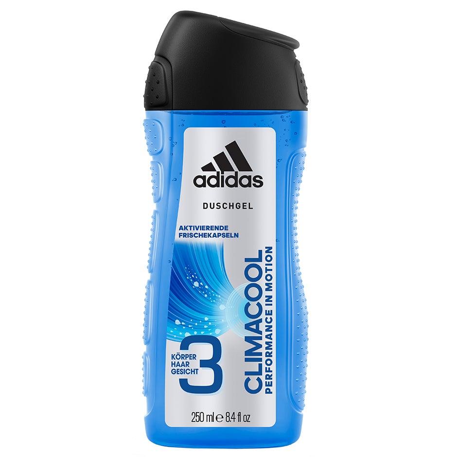 Climacool Shower Gel, 250 ml Adidas Dusch & Bad för män