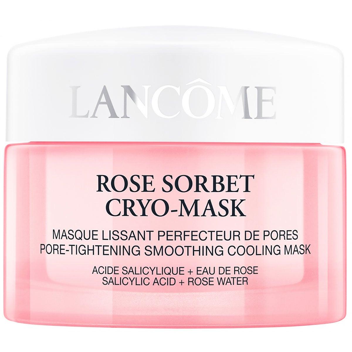 Lancôme Rose Sorbet Cryo-Mask 50 ml Lancôme Ansiktsmask