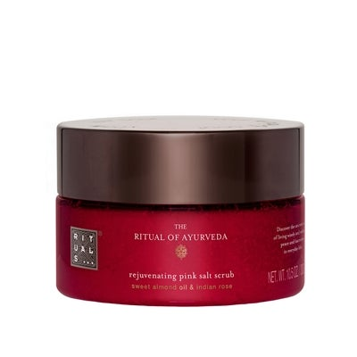 Rituals... The Ritual of Ayurveda Body Scrub