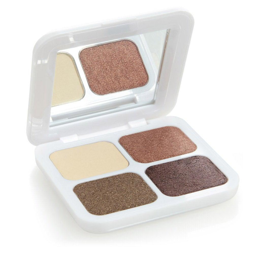 MyShadow Quad Powder Eyeshadow 5.04 g Models Own Ögonpaletter