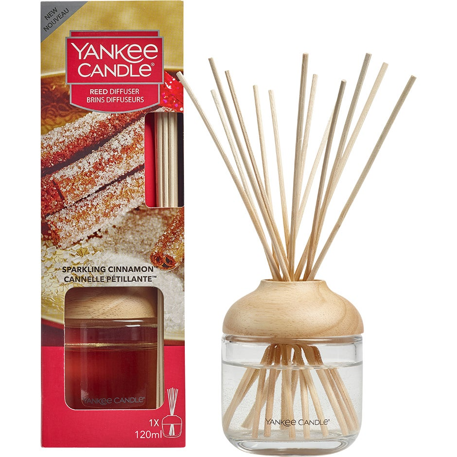 Reed Diffuser – Sparkling Cinnamon Yankee Candle Doftljus