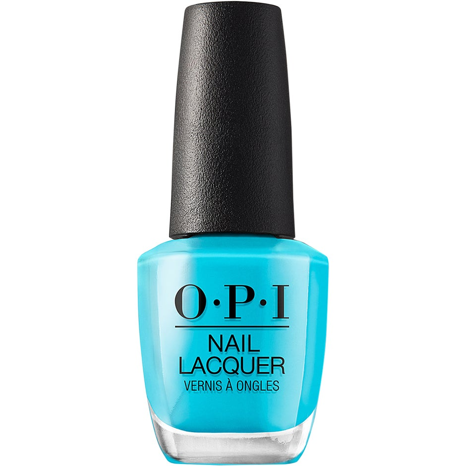 Nail Lacquer 15 ml OPI Lila & Blå