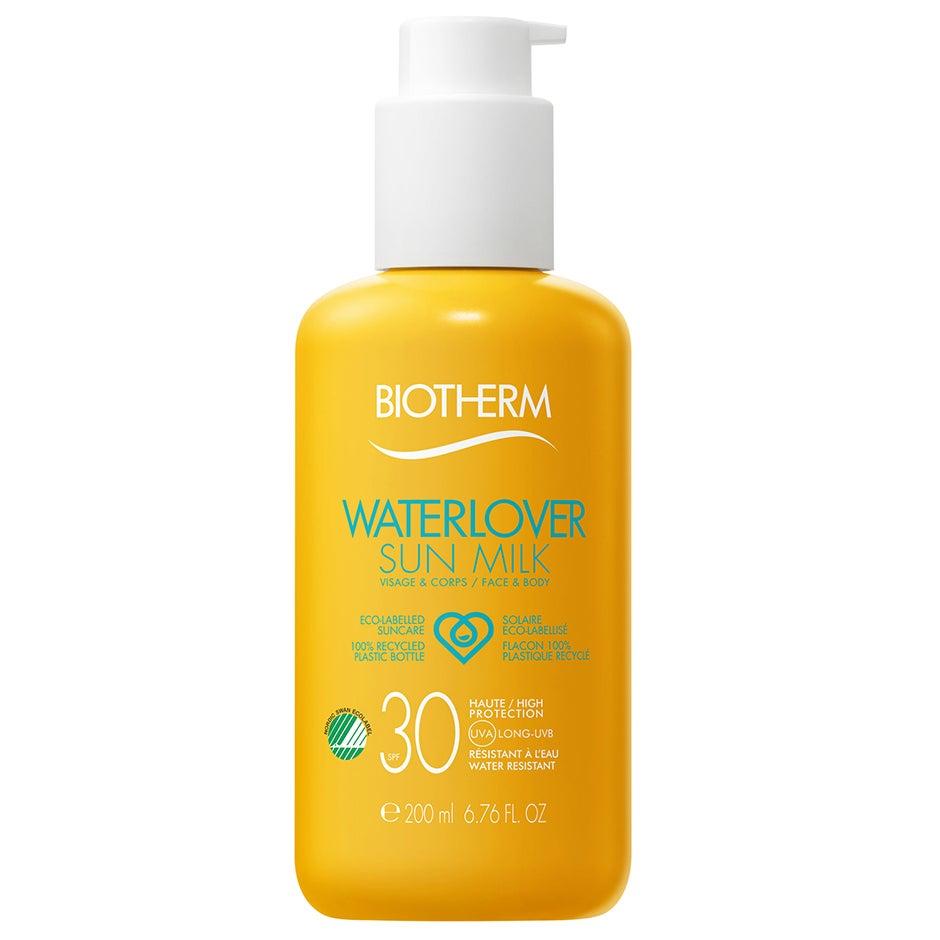 Biotherm Waterlover Sun Milk SPF 30 200 ml Biotherm Solskydd Ansikte
