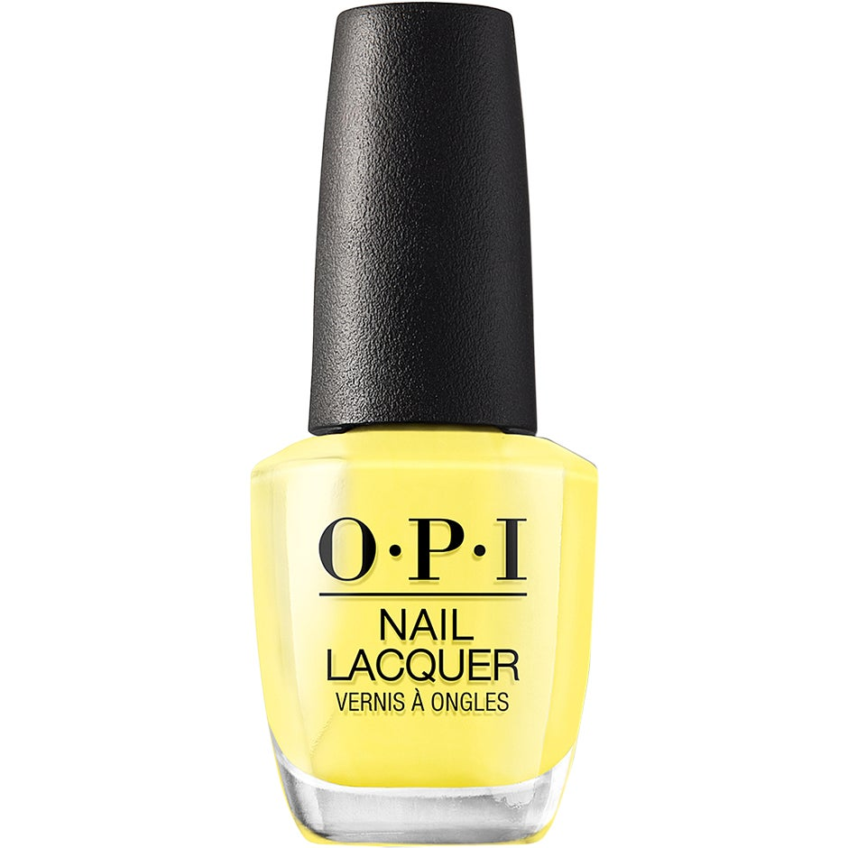 Nail Lacquer 15 ml OPI Gul & Orange