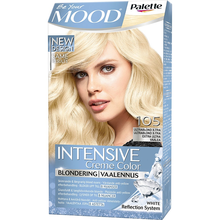 Mood Haircolor 105 Ultrablond X-Tra MOOD Hårfärg