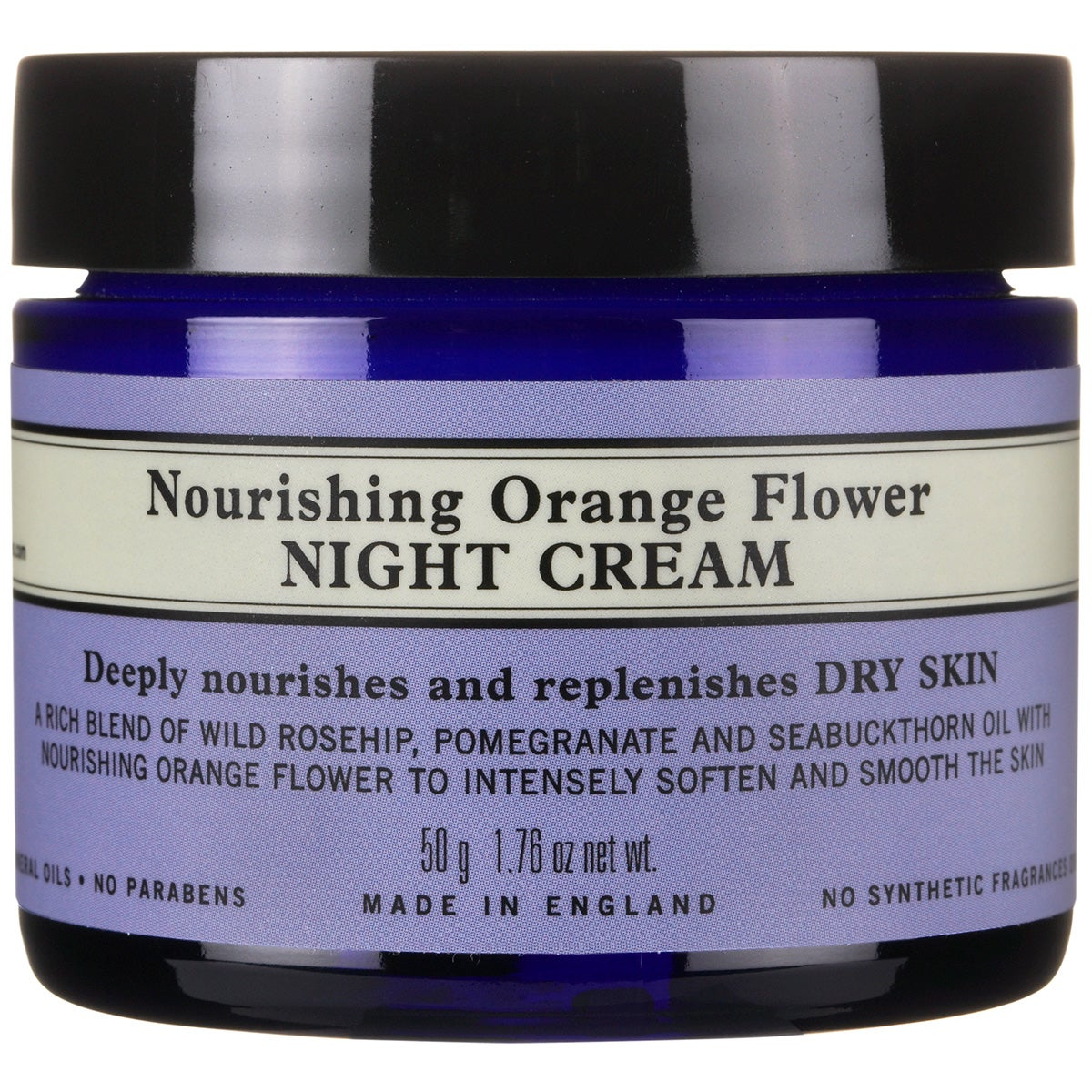 Neal's Yard Remedies Nourishing Orange Flower Night Cream
