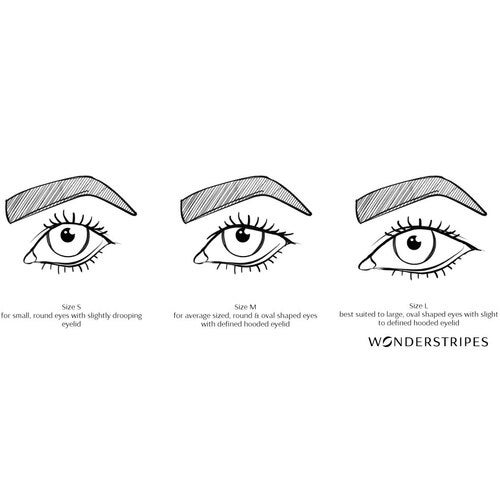 Wonderstripes The Instant Eye Lift Without Surgery