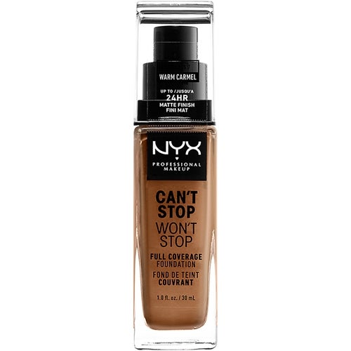 NYX Professional Makeup Can't Stop Won't Stop Foundation