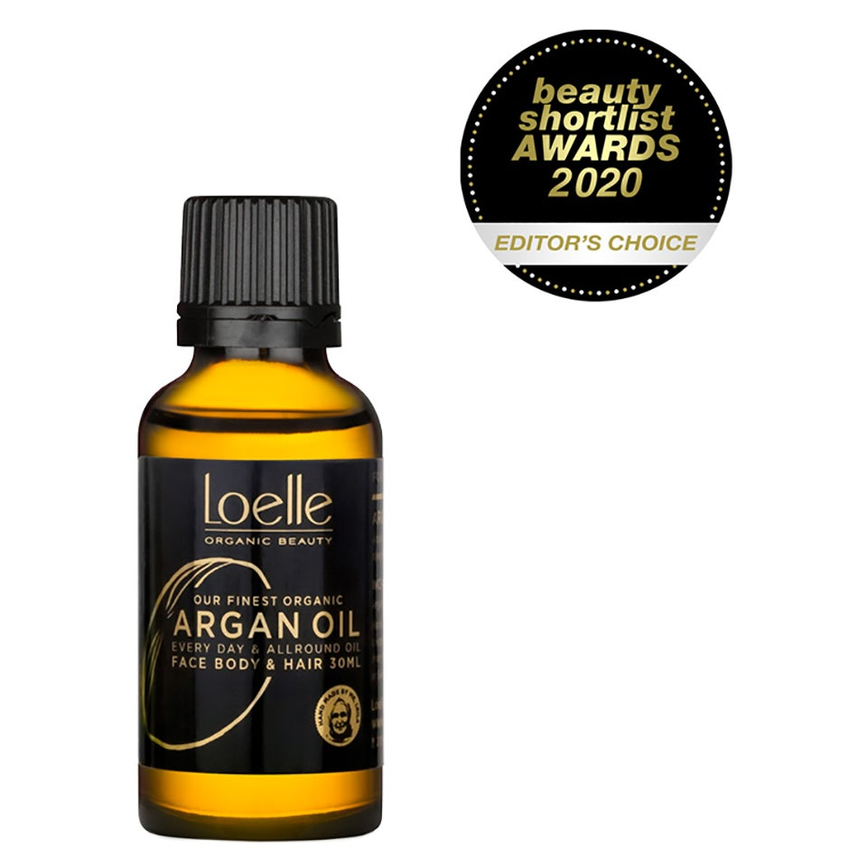 Argan Oil 30 ml Loelle Ansiktsolja