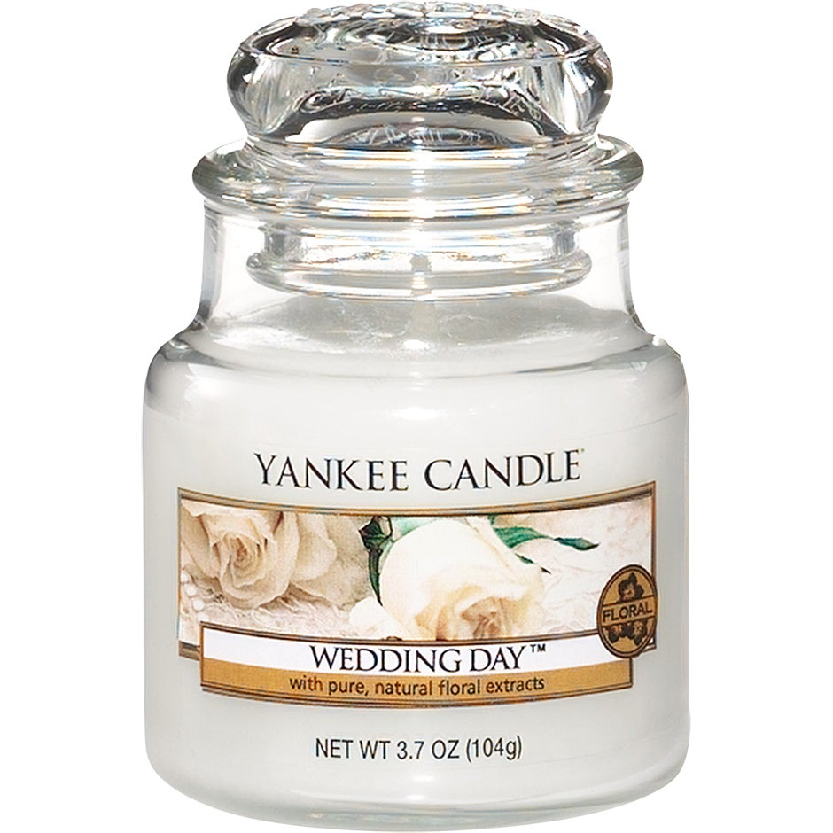 Wedding Day 104 g Yankee Candle Doftljus