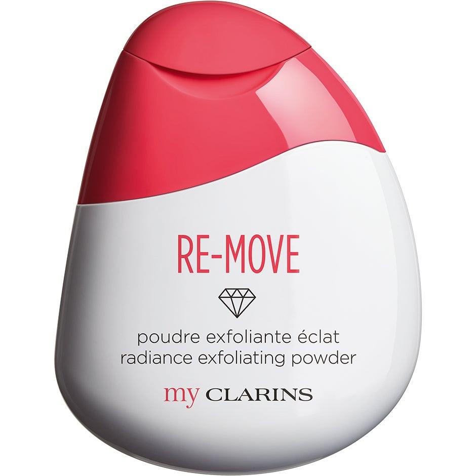 My Clarins Re-Move Radiance Exfoliating Powder 40 gr Clarins Ansiktspeeling