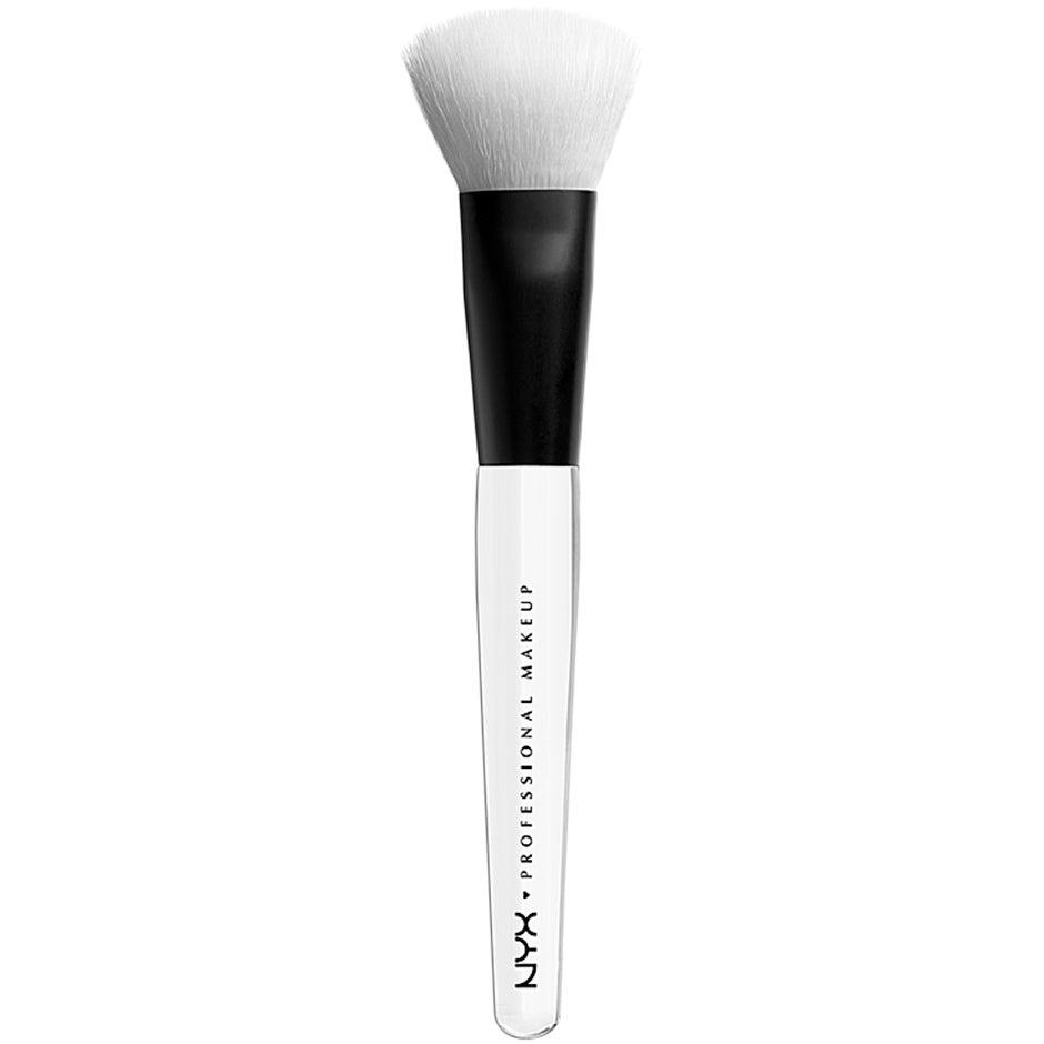 High Glass Finishing Powder Brush NYX Professional Makeup Foundation & Puder