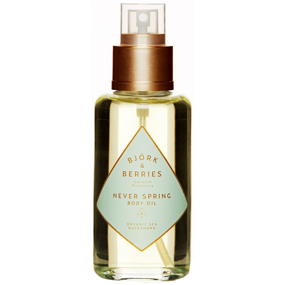 Björk & Berries Never Spring Body Oil