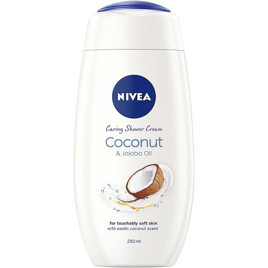 Caring Shower Cream 250 ml Nivea Dusch & Bad
