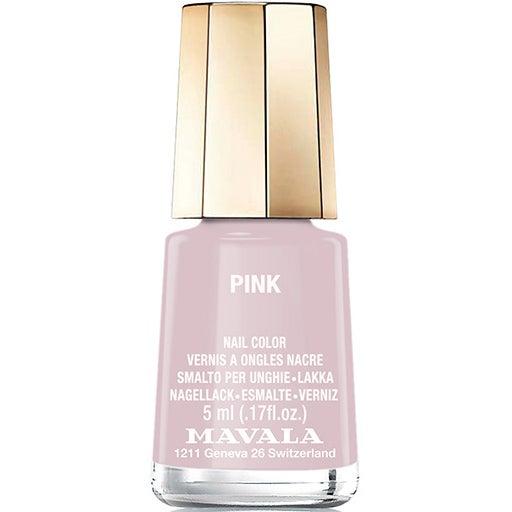 Nail Color 398 Pink 5 ml Mavala Alla färger