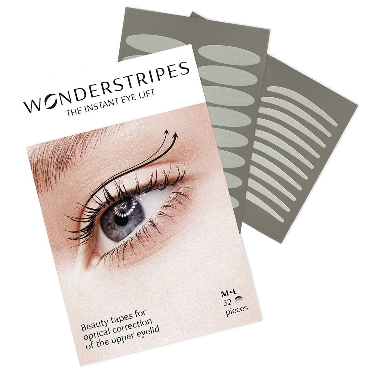 The Instant Eye Lift Without Surgery Wonderstripes Ögon