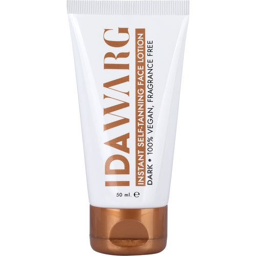Ida Warg Instant Self Tanning Face Lotion