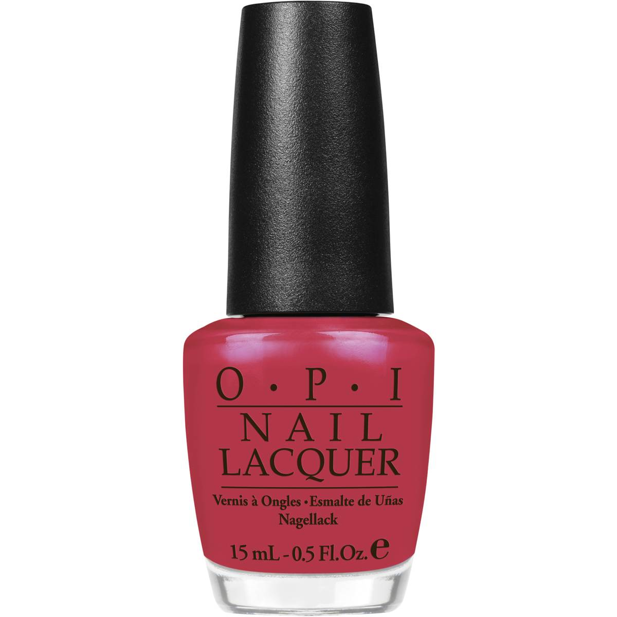 OPI Nail Lacquer, The Color of Minnie