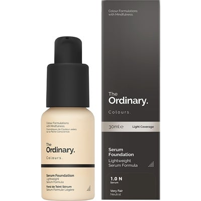 The Ordinary. The Ordinary Serum Foundation