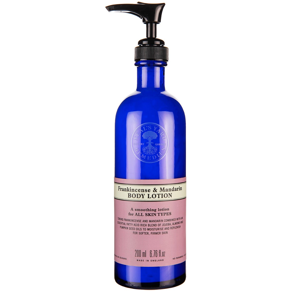 Neal's Yard Remedies Frankincense & Mandarin Body Lotion
