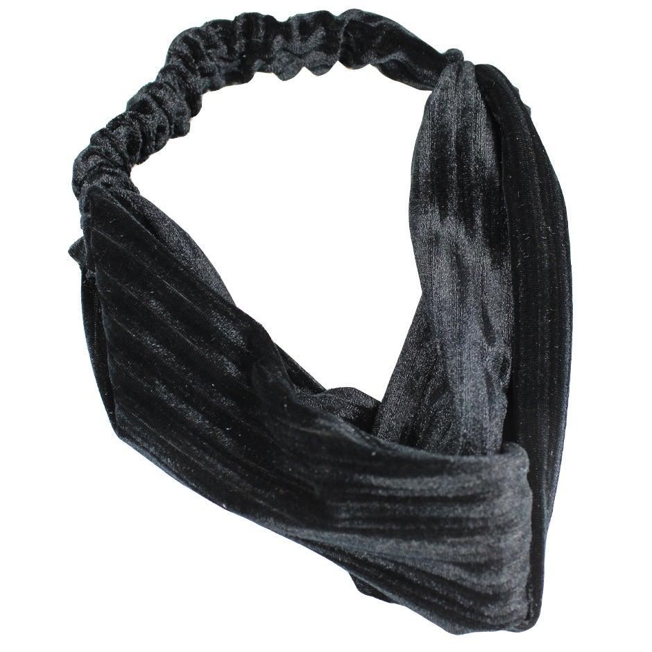 Velvet Hairband H.A.I.R Håraccessoarer