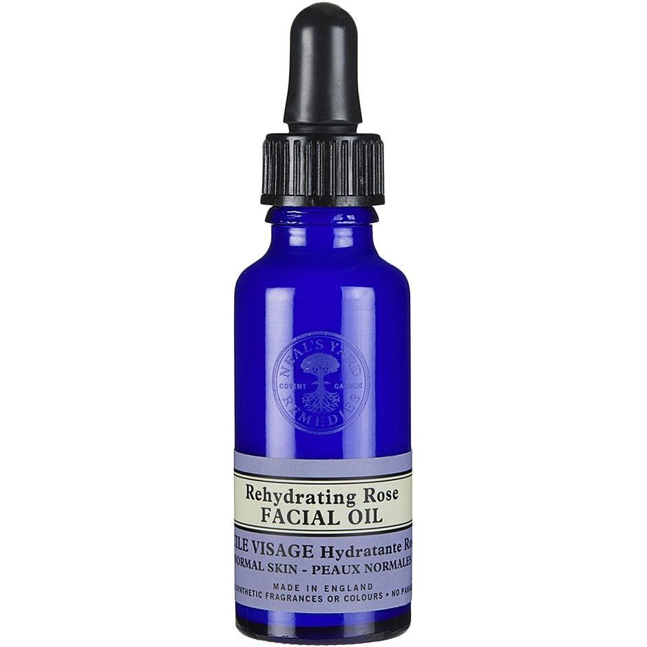 Rose Facial Oil 30 ml Neal's Yard Remedies Ansiktsolja
