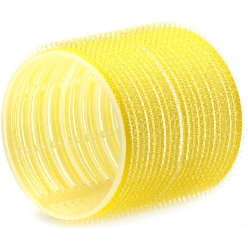 Self Grip XL Yellow 66 mm 6-pack Bravehead Hårspolar