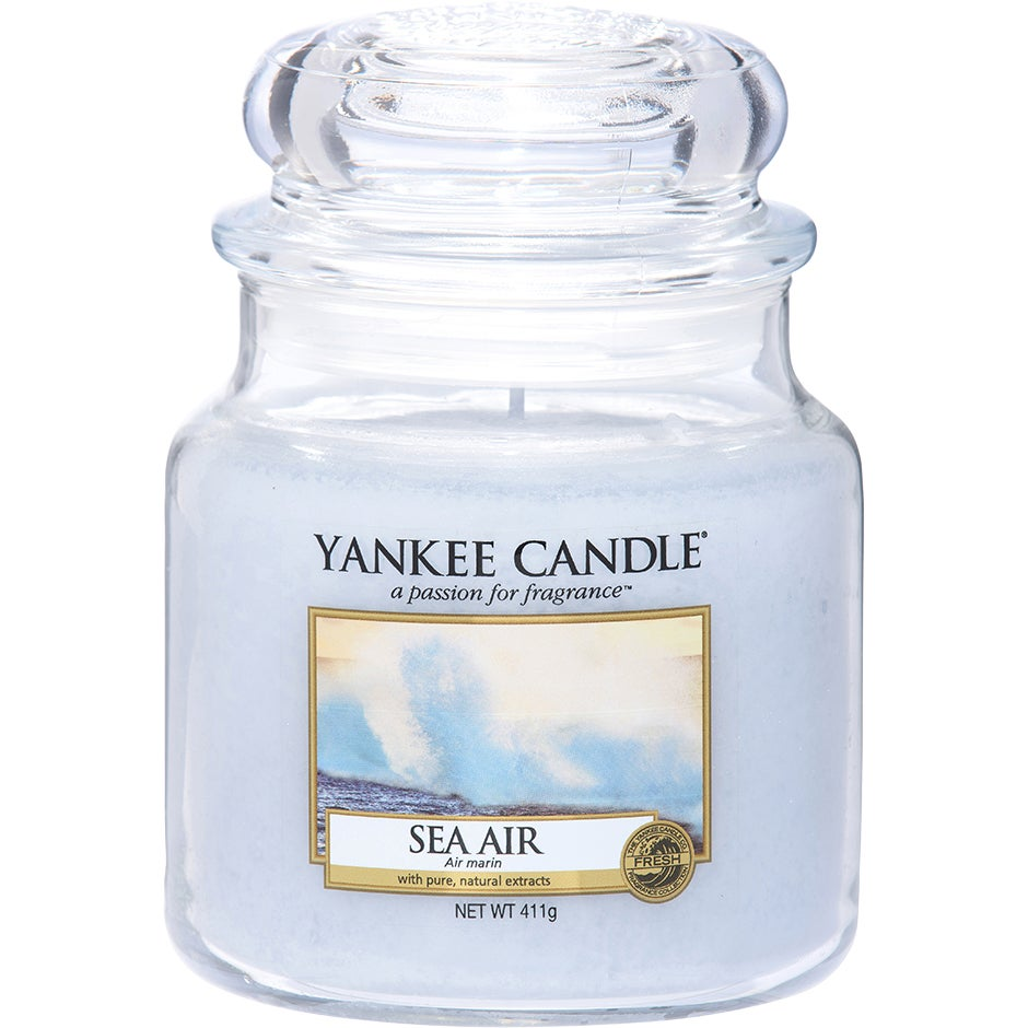 Sea Air 411 g Yankee Candle Doftljus