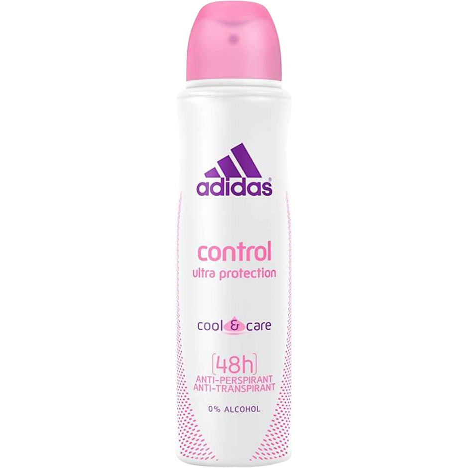 Cool & Care For Her Control, 150 ml Adidas Damdeodorant
