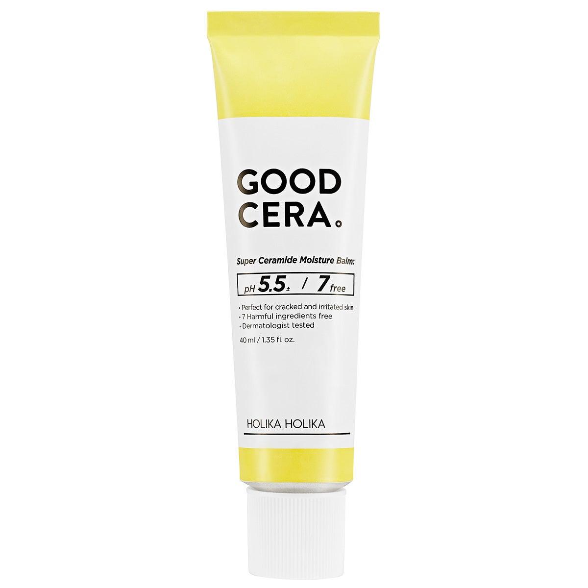 Good Cera Super Ceramide Moisture Balm 40 ml Holika Holika Steg 9: Ansiktskräm