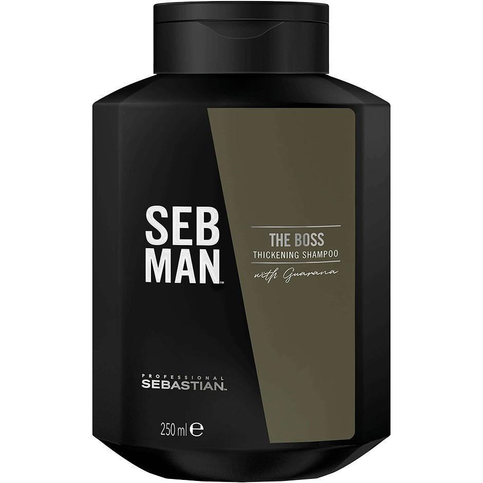 SEB MAN The Boss Thickening Shampoo 250 ml Sebastian Schampo