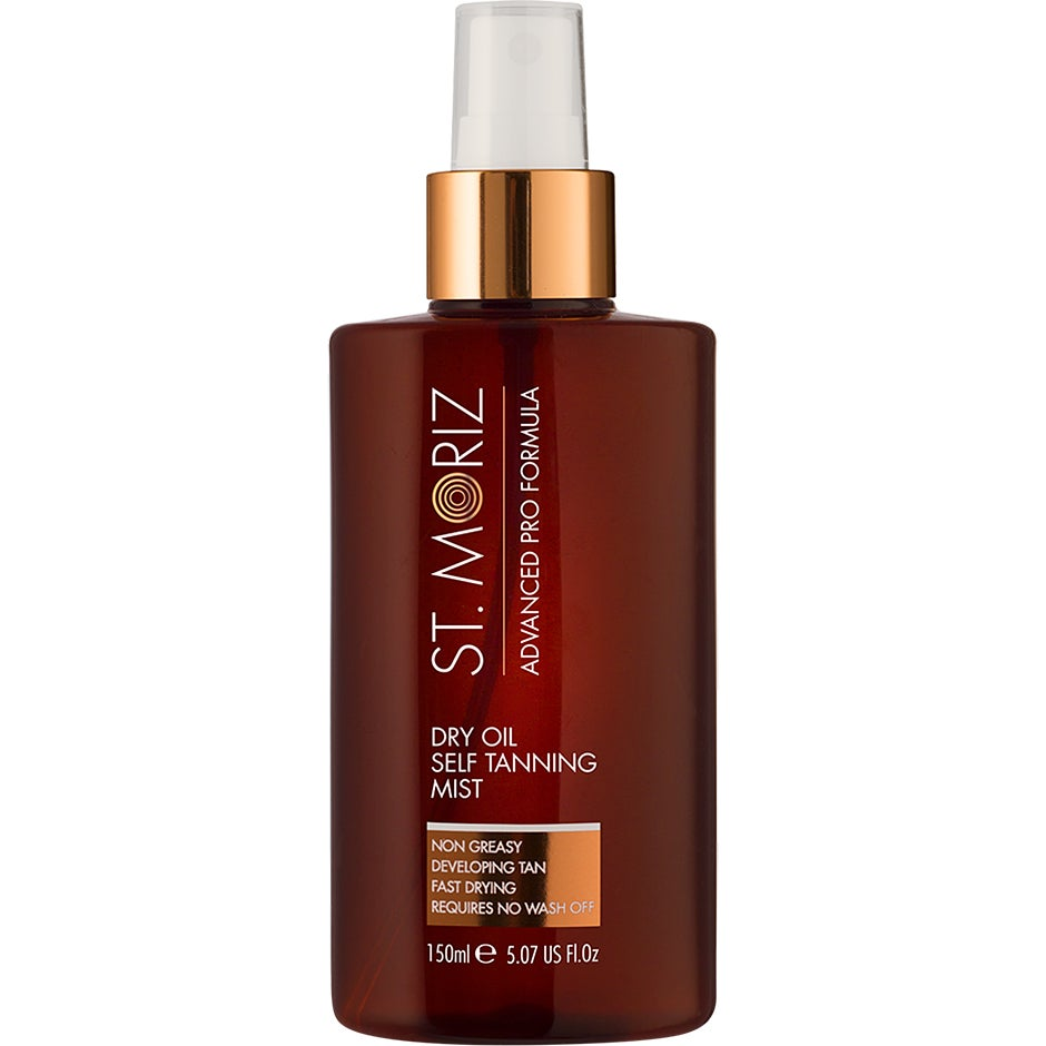 St Moriz Adv DryOil Self Tan Mist 150 ml St Moriz Advanced Pro Bronzing
