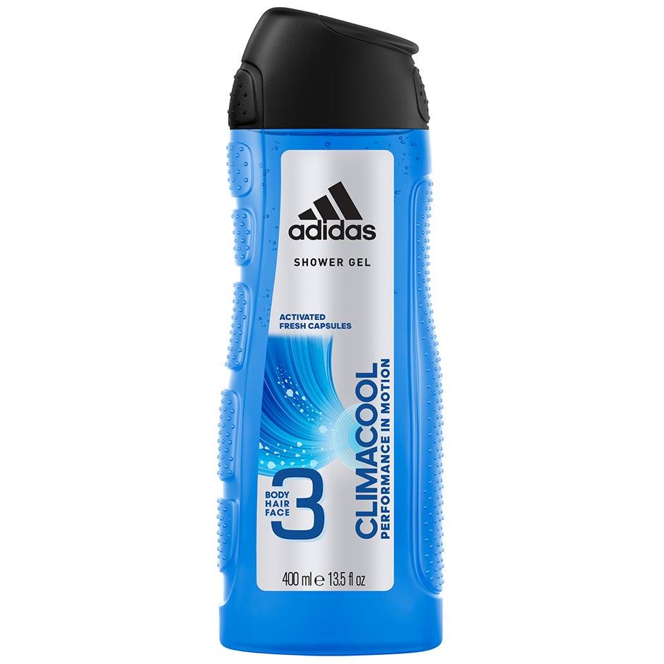 Climacool Shower Gel, 400 ml Adidas Dusch & Bad för män