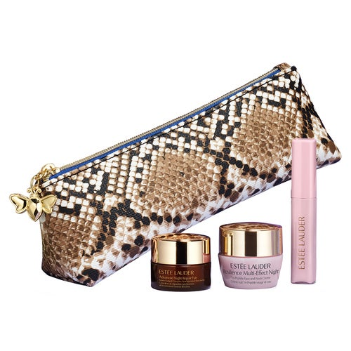 Estée Lauder Blue Beauty Bag Gift