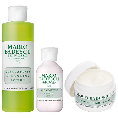 Mario Badescu Mario Badescu The Moisture Magnet, Lotion, & Night Cream