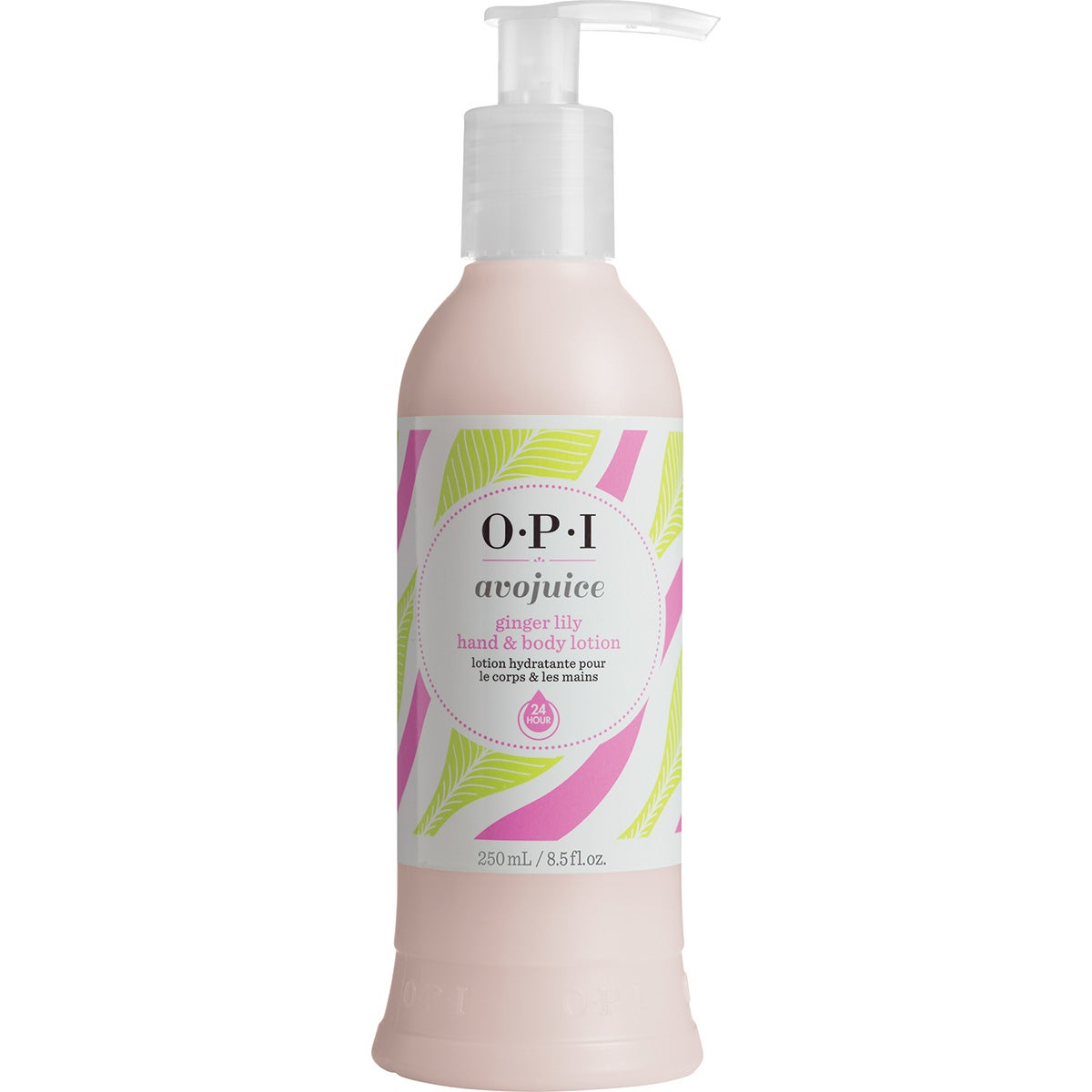 OPI AvoJuice Hand & Body Lotion, Ginger Lily