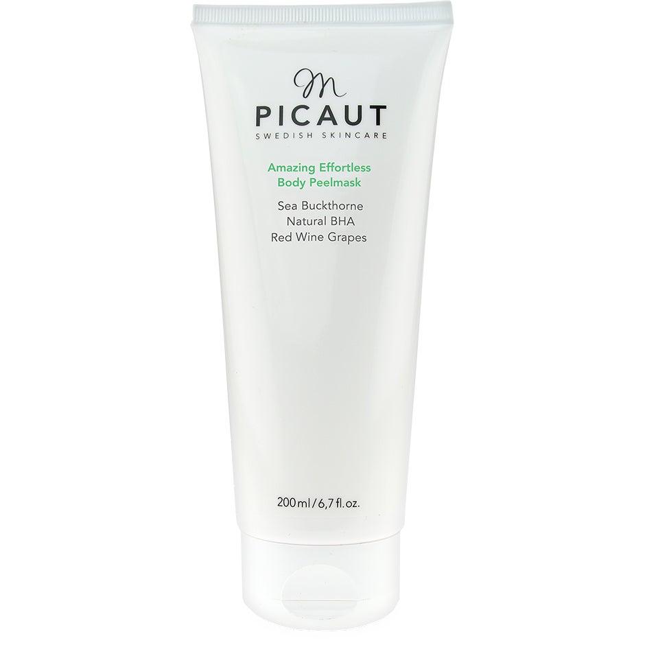 M Picaut Amazing Effortless Body Peel Mask 200 ml M Picaut Swedish Skincare Skrubb & Peeling