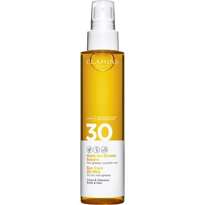 Clarins Sun Care Oil Mist For Body SPF30