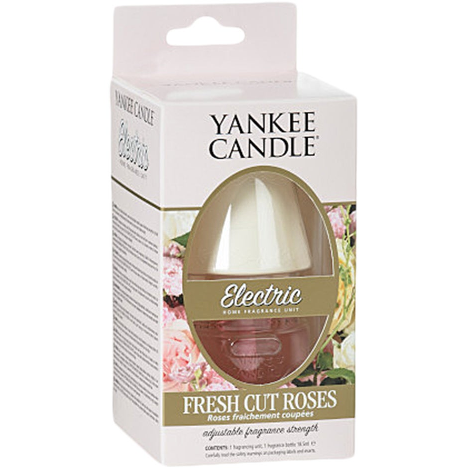 Scent Plug – Scent Plug Base Fresh Cut Roses Yankee Candle Doftljus
