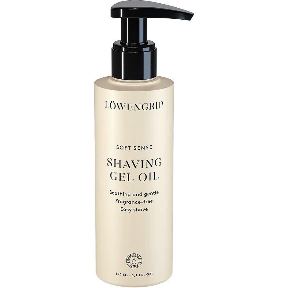 Löwengrip Soft Sense Shaving Gel Oil 150 ml Löwengrip Hårborttagning