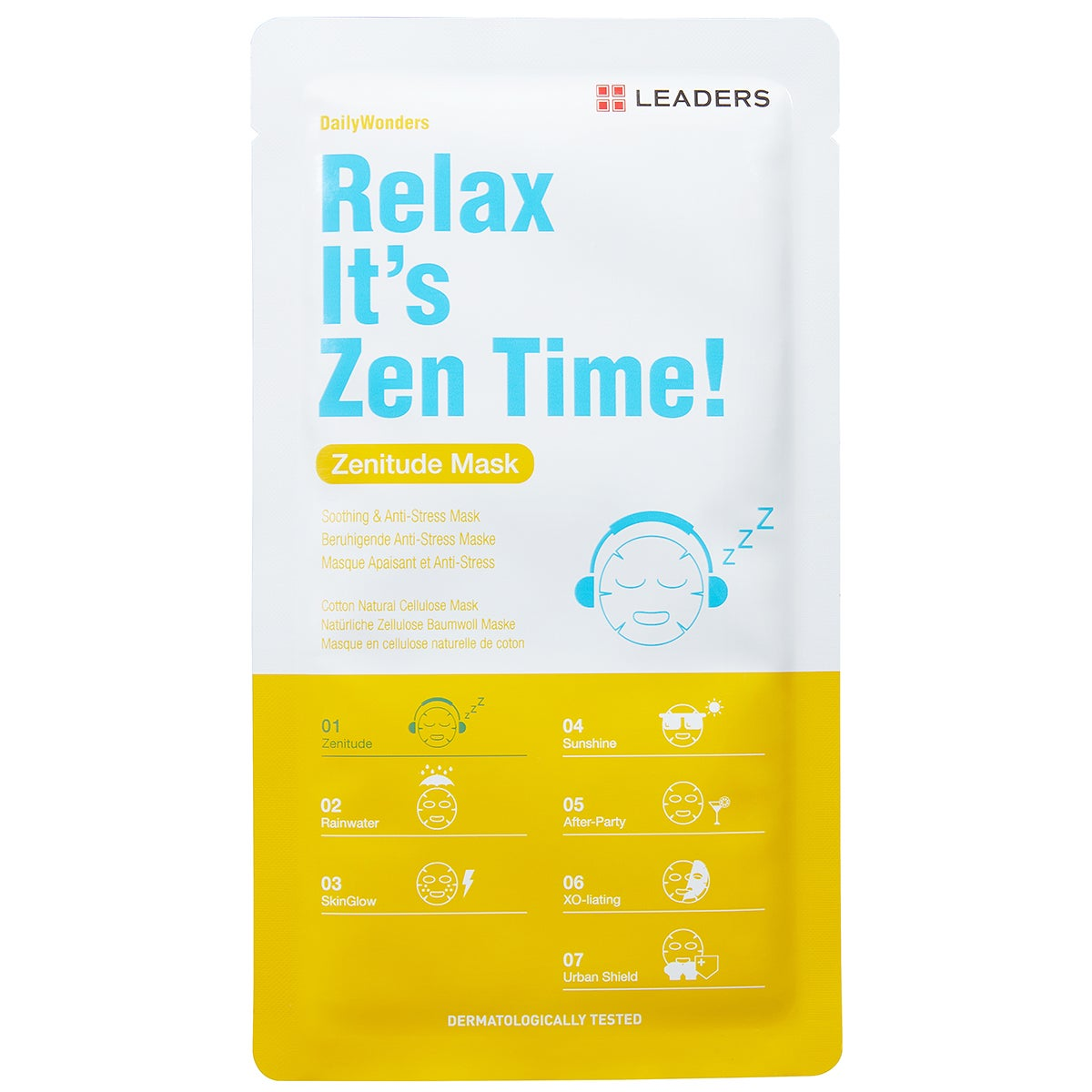 Leaders Relax It's Zen Time! - Zenitude Mask