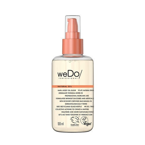 weDo Natural Hair & Body Oil Elixir